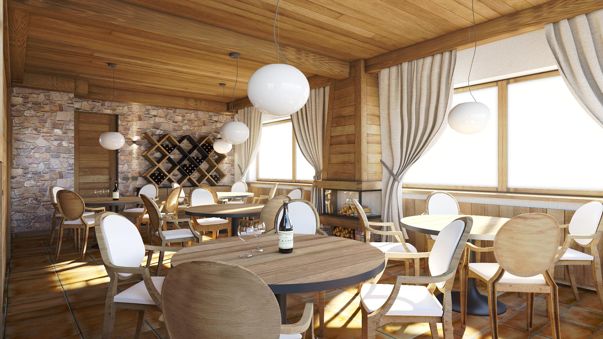 ristorante monaco studio alessandro zandonella. Black Bedroom Furniture Sets. Home Design Ideas